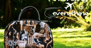Reisetasche Damen - Beitragsbild
